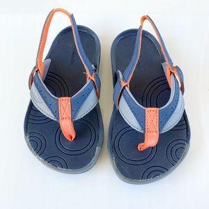 Columbia Toddler Omnigrip Slingback Sandals
